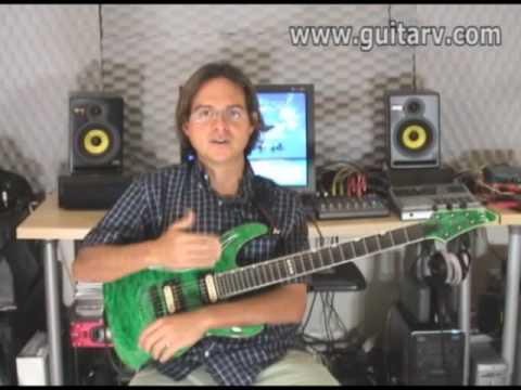 Beginner Guitar Lessons Youtube E Guitar Tutorials