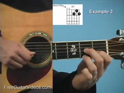 Chord Lessons E Guitar Tutorials