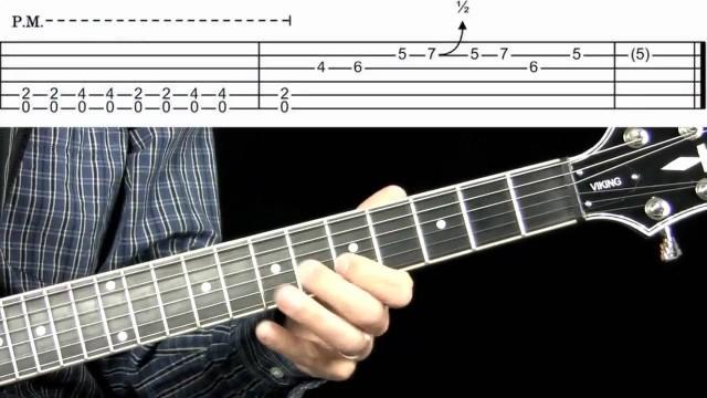 Blues Guitar | E Guitar Tutorials